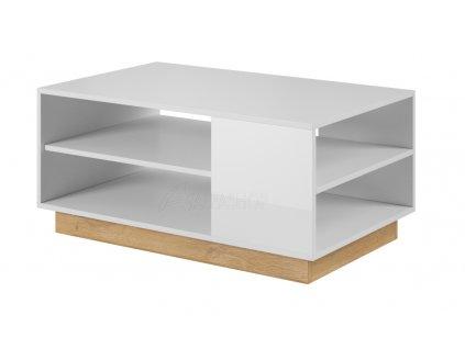 Arko konferenční stolek bílý