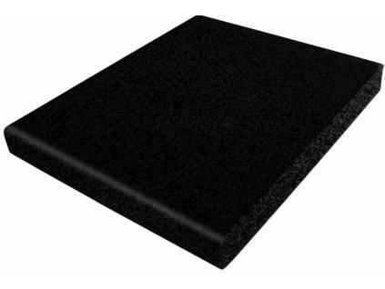 Pracovní deska černá skála B26