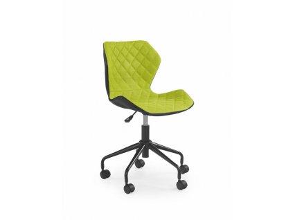 Matrix dětská židle zelená