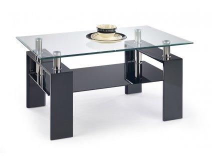 Diana H konferenční stolek černý