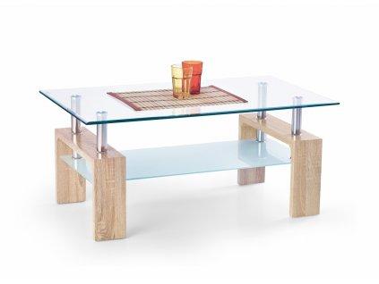 Diana Intro konferenční stolek dub sonoma