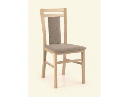 Hubert 8 židle dub sonoma