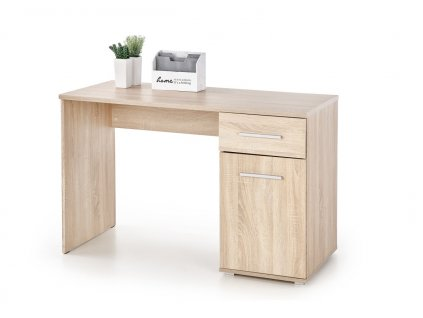 Limma-B1 psací stůl dub sonoma