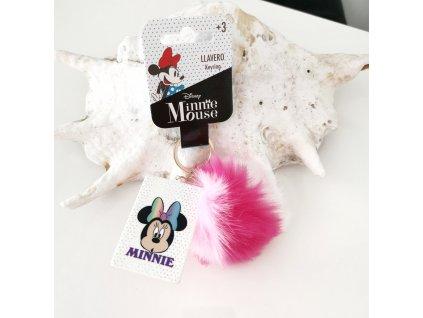 Přívěšek Minnie batika