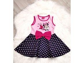 Šaty Minnie 116