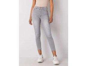 Šedé džíny