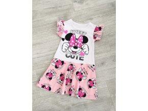 Šaty Minnie SWEET