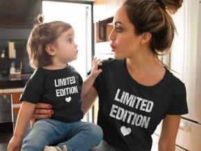 Rodinný set black Limited Edition