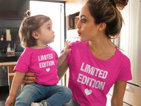 Rodinný set pink Limited Edition