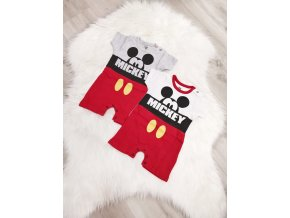 Overálek Mickey