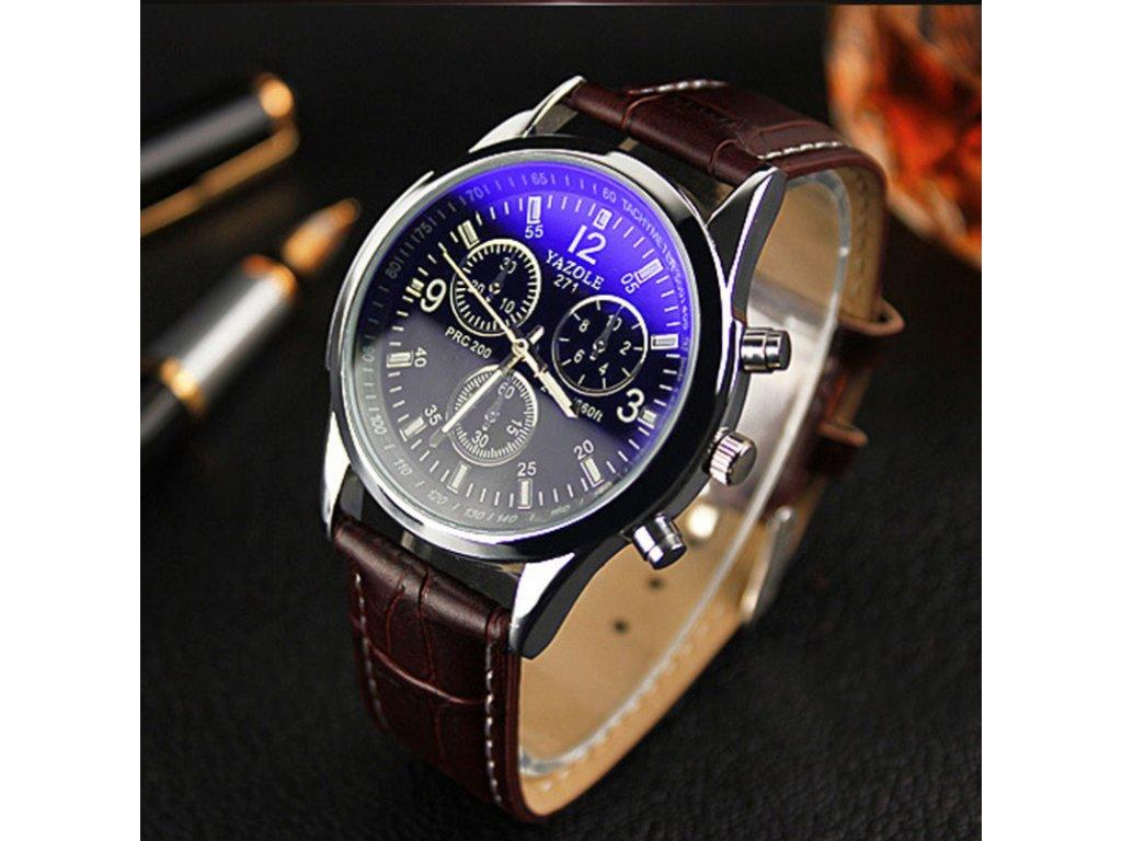 Pánské elegantní hodinky - NAKUPZAHUBICKU.CZ 5696466ef8