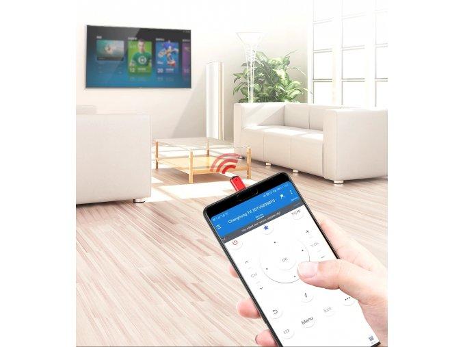 dálkové ovládání pro zařízení Huawei, Samsung
