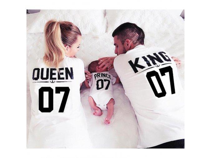 Královský rodinný komplet