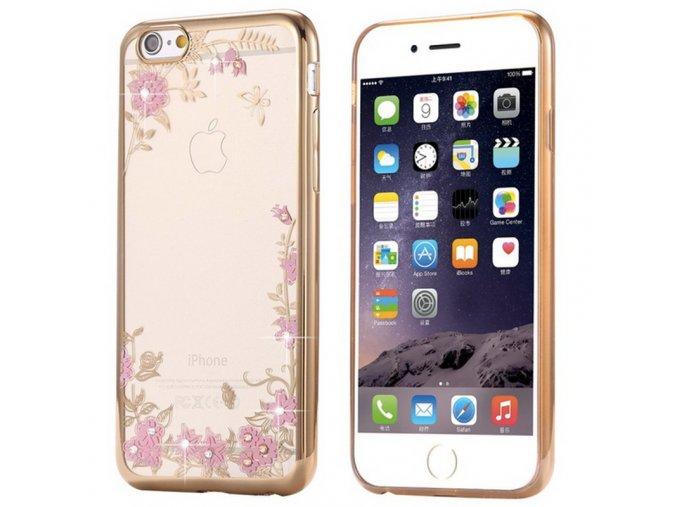 Zlatý obal na iPhone - SLEVA 55%