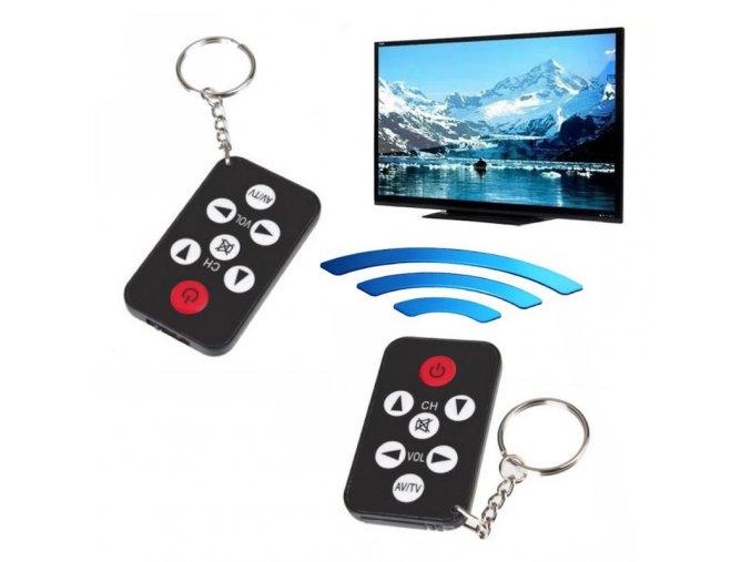 Univerzální dálkový mini ovladač na TV