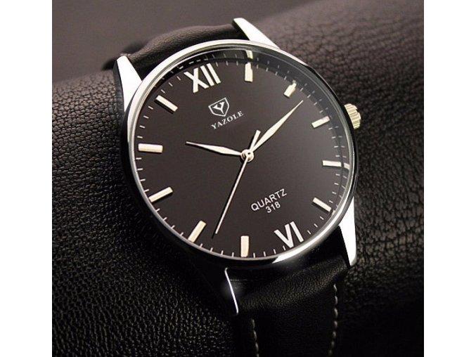 Náramkové pánské hodinky