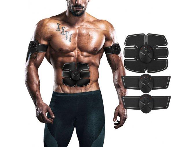 Bezdrátový svalový stimulátoron Body Slimming Beauty Machine Abdominal Muscle Exerciser Body Massager.jpg 640x640