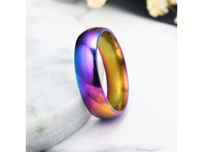 Duhový prstýnek