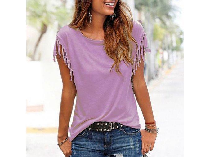 Dámské tričko Carmen