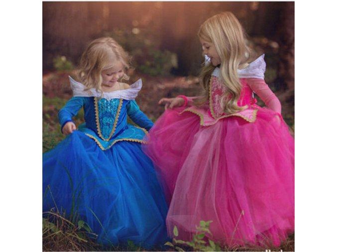 dětské šaty princezna