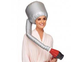 Urychlovač sušení vlasů