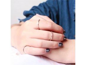 Dámský prstýnek