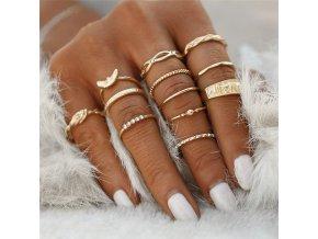 Sada prstýnků