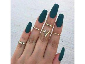 Set dámských prstýnků