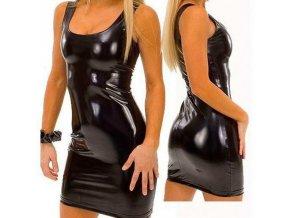 Dámské šaty Celine (barva černá, Velikost 5XL)