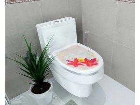 Nálepka na wc