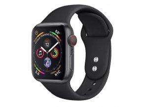 Silikonový pásek na Apple Watch