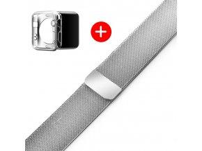 Magnetický pásek na Apple Watch