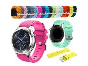 Silikonový obal na hodinky Samsung Gear 3