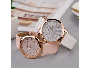 Dámské třpytivé hodinky