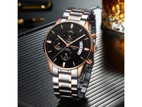 Pánské elegantní hodinky