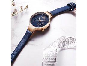 Dámské jemné hodinky