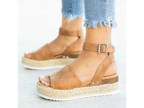 Dámské letní sandálky