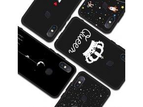 Silikonový obal na Xiaomi QUEEN