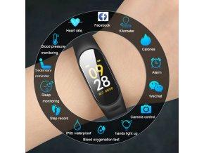 Chytré hodinky Smartwatch Sport one
