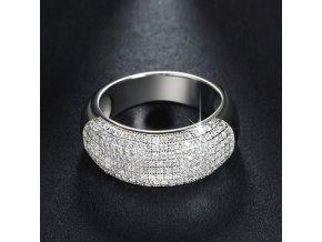 Zářivý prstýnek
