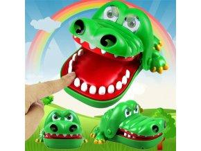 Dětská hra - krokodýl
