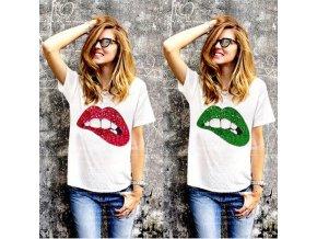 Tričko s potiskem KISS