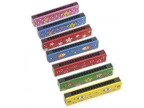 Foukací harmonika pro děti