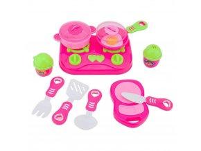 Dětské nádobí a spotřebiče