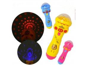 Dětský mikrofon