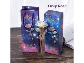 křišťálová růže