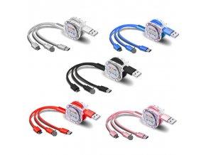 Multifunkční USB kabel STRIKE