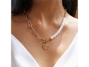 Dámský zajímavý náhrdelník