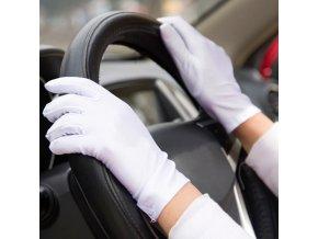 Ochranné elastické rukavice
