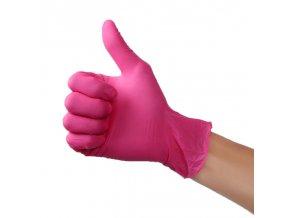 Ochranné rukavice - 100 kusů
